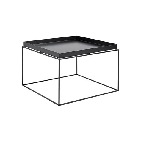 Coffee Table Tray Buy Hay Tray Coffee Table Black Amara