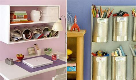 decorar la sala con cosas recicladas armar estantes reutilizando viejos cajones ideas