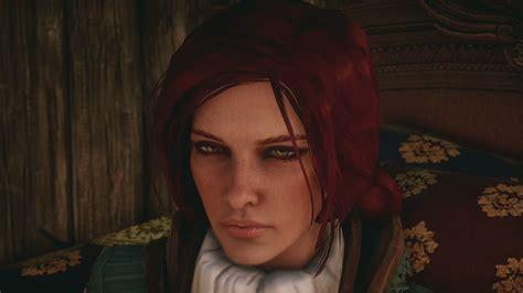 dragon age inquisition hair triss s hair attempt at dragon age inquisition nexus
