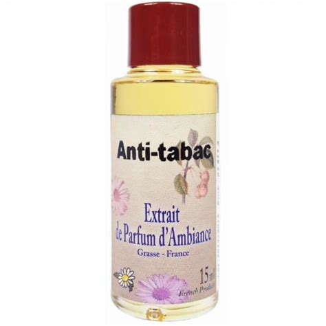 Parfum Tabac Extrait De Parfum Anti Tabac Cadeau Maestro