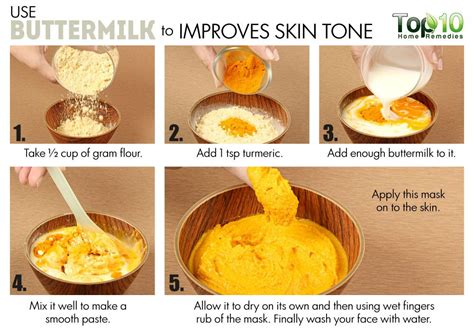 how to use buttermilk for your skin hair and overall