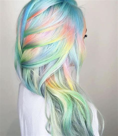 mermaid hair colors best 25 mermaid hair colors ideas on unicorn