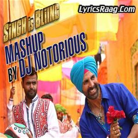 lyrics of mashup 2015 by dj notorious singh is bling mashup lyrics dj notorious 320 kbps mp3