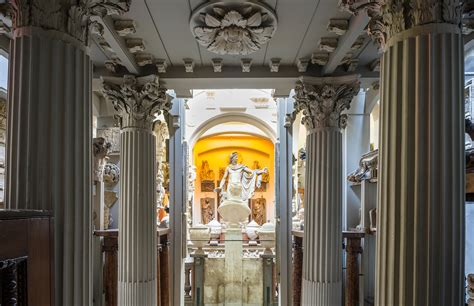 Home Office Design Youtube Sir John Soane Museum Is Refreshed By A 163 7m Renovation