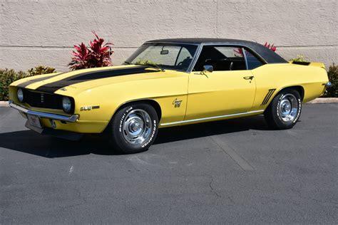 camaro for sale 1969 daytona yellow chevy camaro for sale