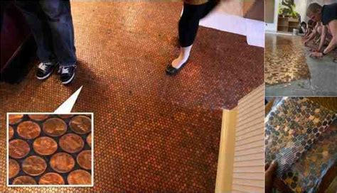 Brown Paper Faux Wood Floors For Less Than $90   Do It