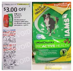 printable iams puppy food coupons target free iam s dog or cat food coupon cutting mom