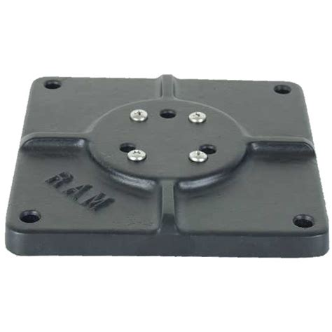 Sarung Universal 6 Inch ram mount square 6 inch universal plate with 1 5 inch
