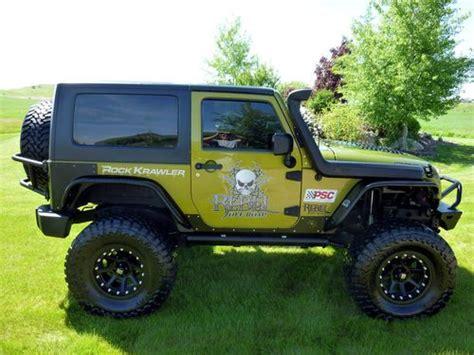 2007 Jeep Wrangler 2 Door Sell Used 2007 Jeep Wrangler X Sport Utility 2 Door 3 8l