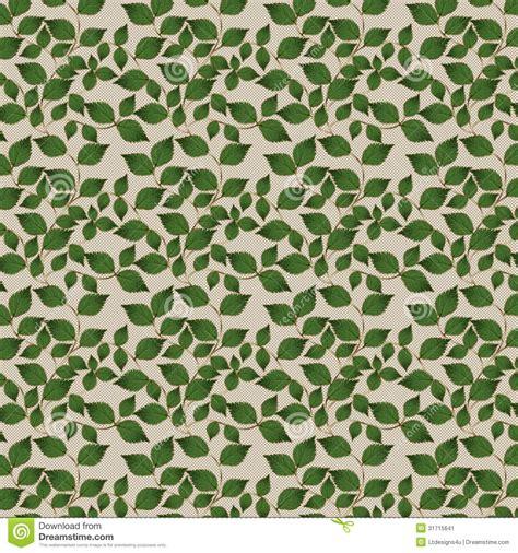 leaf pattern vine green and gold leaf pattern stock image image 31715641