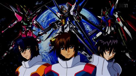 gundam seed hd gundam seed destiny hd remastered opening 4
