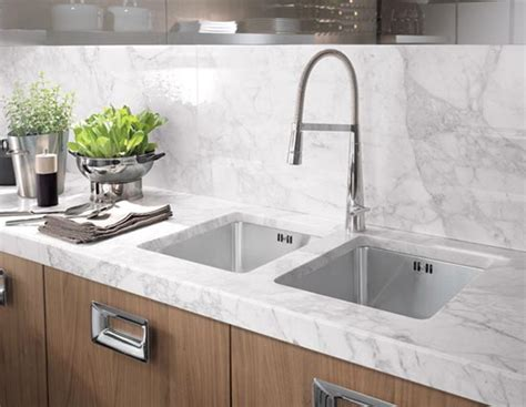 kitchen wash basin designs carrara marble countertops
