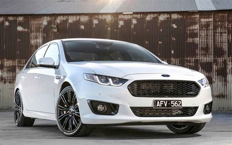 2018 ford falcon replacement concept release price news