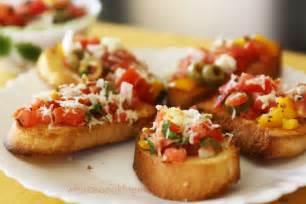 bruschetta recipe dishmaps