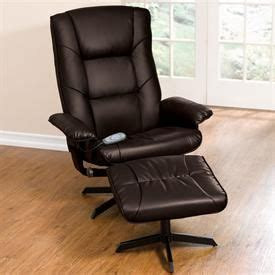 extra wide chair with ottoman extra wide shiatsu massaging recliner ottoman extra