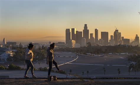 The La by Even In L A Warming Climate May Be The Next Big
