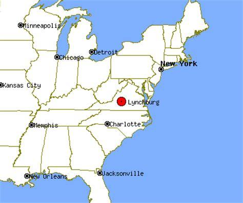 map of lynchburg virginia lynchburg va map kelloggrealtyinc
