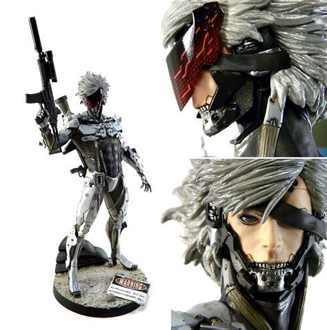 Raiden White Statue By Gecco product review gecco 1 6 scale raiden pvc statue white sdcc 15 exclusive