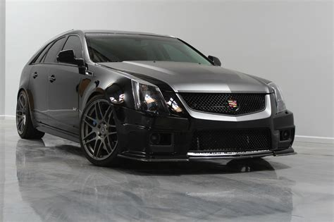 Cadillac Ctsv For Sale by A 675hp Cadillac Cts V Wagon Cars For Sale