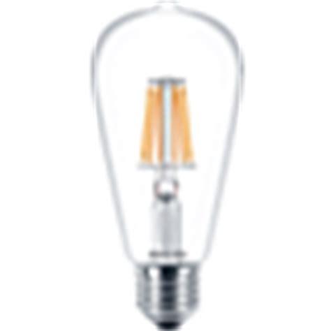 Philips Led 3 W philips led 2 3w st64 es filament bulb