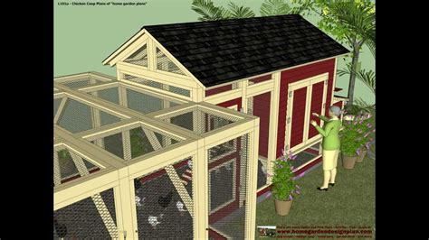 free backyard chicken coop plans l101u part i free chicken coop plans how to build a