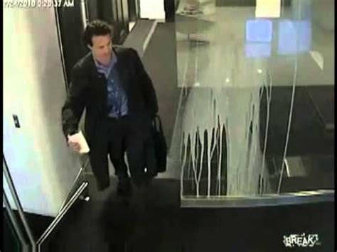 Sometimes You Could Bump Into A Gentleman by Stupid Walking Into Glass Doors And Windows