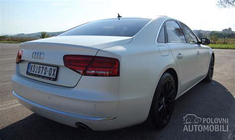 Audi A8 Sline by Audi A8 S Line 2011 Polovni Automobili