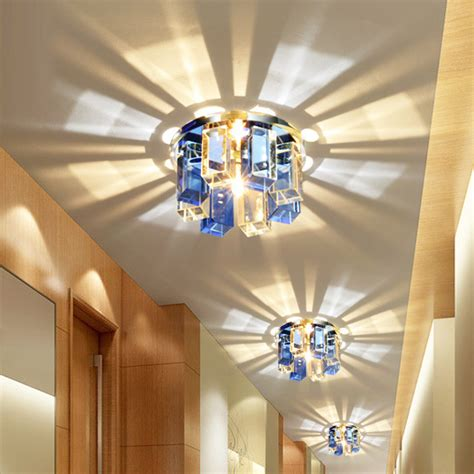 Front Room Ceiling Lights Modern Porch Ceiling L Bedroom Hallway Living Room Semi Flush Mounted Corrider