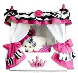 The Princess And The Pup Pet Boutique Luxury Accessories For Your Royal Pooch by Luxury Princess Zebra Canopy Bed Beds Blankets