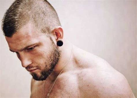 12 short mohawk hairstyles for men mens hairstyles 2018