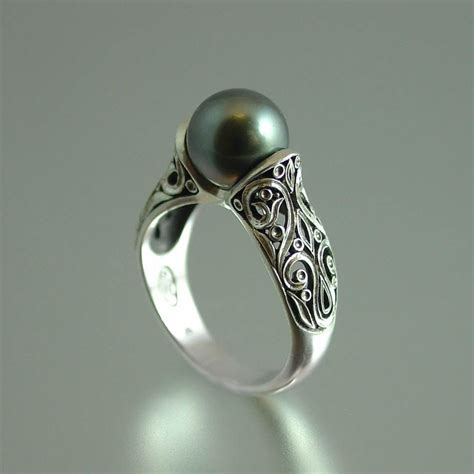 this breathtaking ring was designed and crafted by the