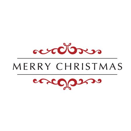 merry christmas embellished wall quotes decal wallquotescom