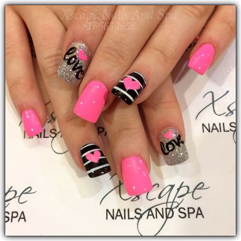 nails design for 22 romantic nail designs for your