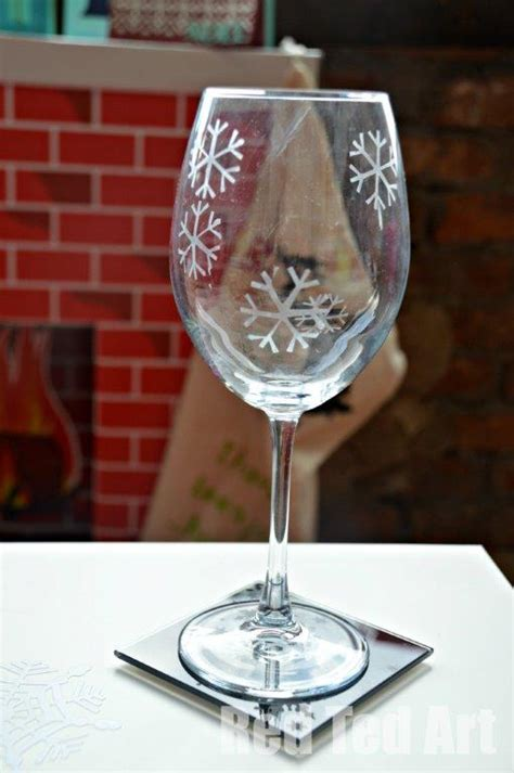 Decorating Glass Cups by Inspirational Projects Ted S