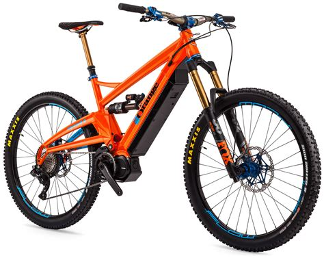 L E Bike by Orange Alpine 6 E Launch Edition E Bike 2018