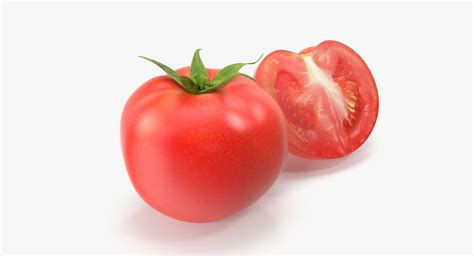 vegetables 3d max tomato vegetable 3d max