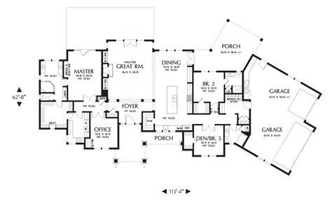 mascord plans mascord house plan 1250 the westfall
