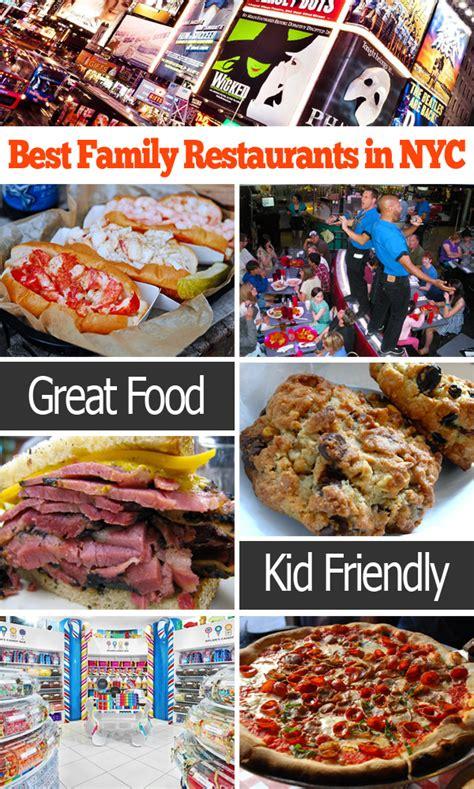friendly restaurants nyc kid friendly restaurants nyc family vacation hub