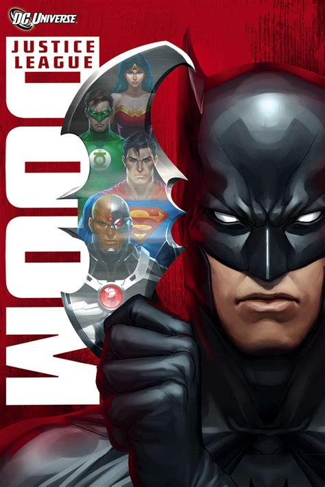film justice league rating justice league doom review tuesday night movies