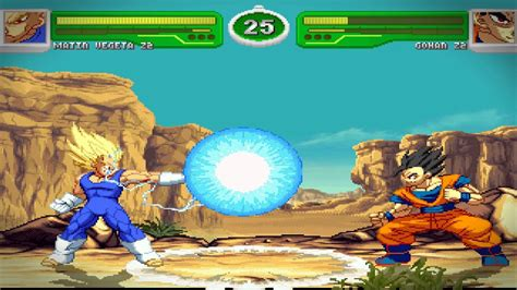 fan made dragon ball z game free fan made dbz fighting game nerdgasm needs