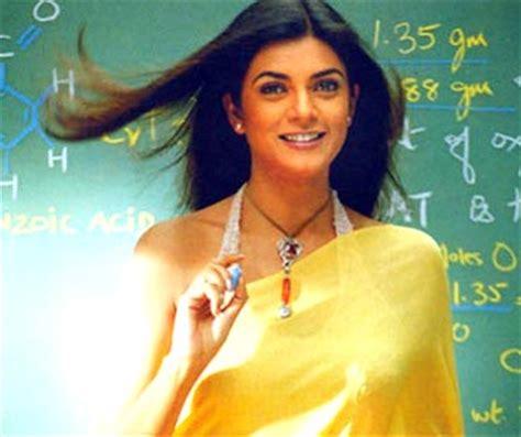 sushmita sen in main hoon na teacher s day special vote the best teachers in