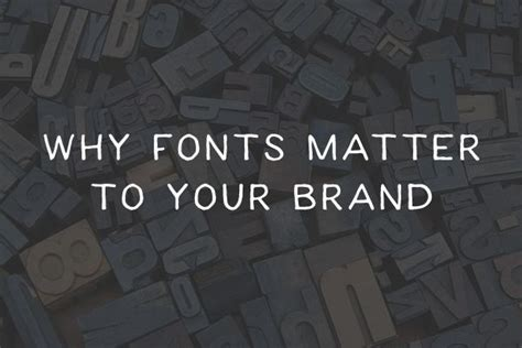 libro why fonts matter curated collections of free fonts
