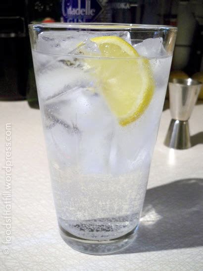 vodka tonic vodka tonic foods that fill