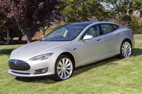 Tesla Model S Wheelbase Tesla Model S Specifications