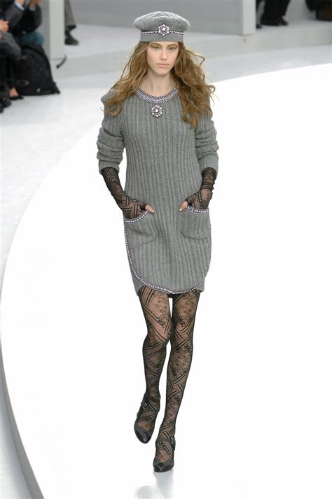 Fashion Week Fall 2008 Chanel by Chanel Fall 2008 Runway Pictures Livingly