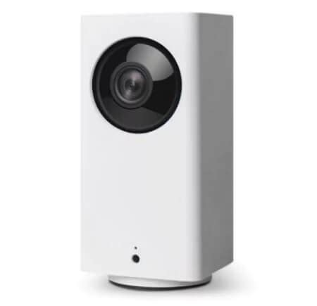 xiaomi dafang ip camera review: 120 degree wifi home camera