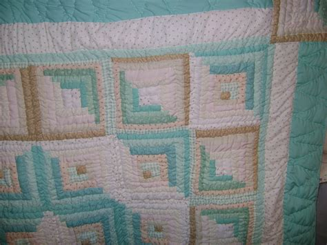 Cabin Quilts Log Cabin Quilt