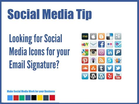 Social Media Search By Email Social Media Icons For Email Signature Pictures To Pin On Pinsdaddy