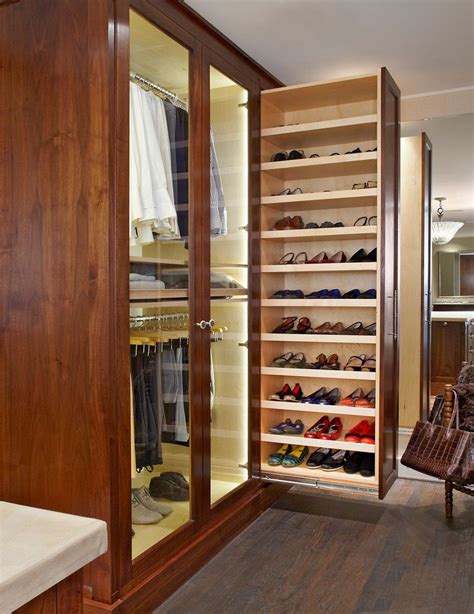 slide out shoe storage shoes closet ideas closet traditional with shoe rack pull
