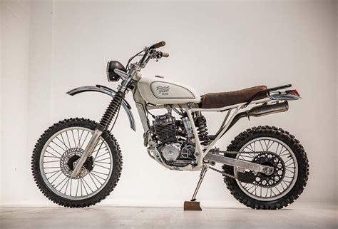 Motorrad Benzintank Bauen by Everyday Friend Honda Xr250 Scrambler
